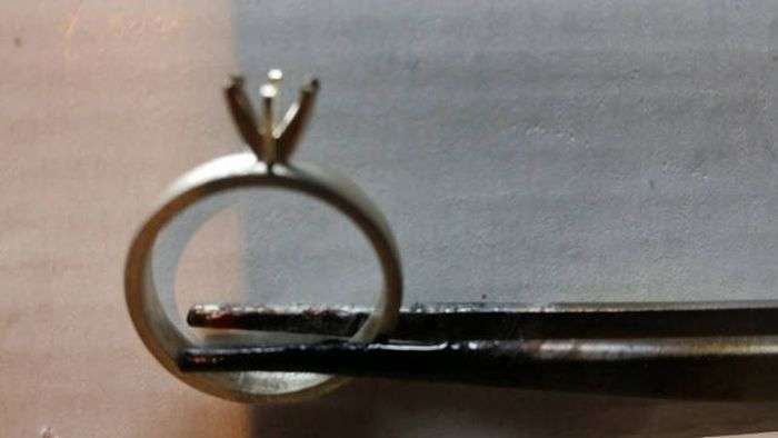 Помолвочное кольцо своими руками (31 фото)