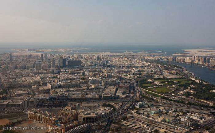 Вертолетная прогулка над Дубаем (38 фото)