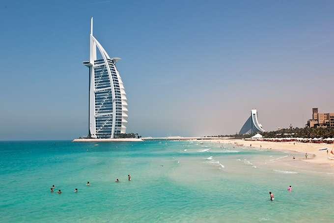 Дубай: чем заняться и когда лучше ехать (6 фото)