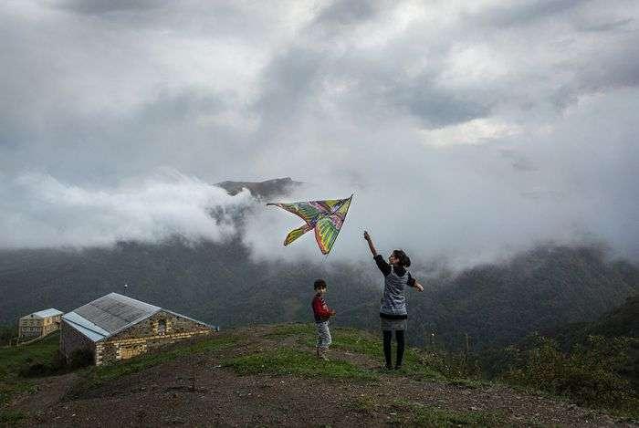 Современная жизнь Кубачинских ремесленников (27 фото)