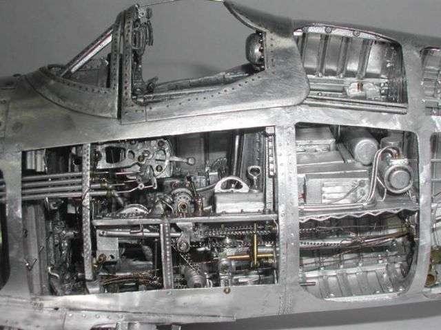 Нереальная модель самолета (39 фото)