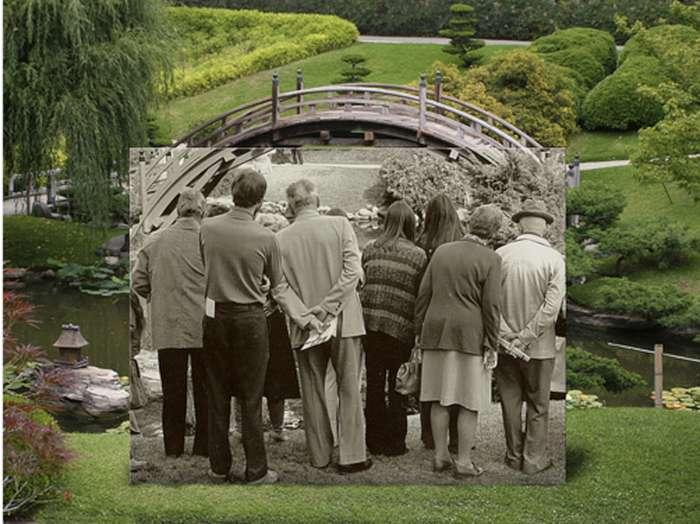 Прошлое и будущее на фото (12 фото)