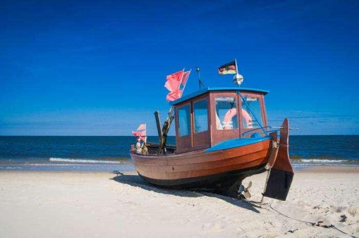 Безмятежность пляжа Альбек (11 фото)