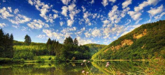 Замечательный курорт Моршин  в Карпатах (5 фото)