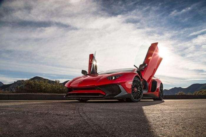 Lamborghini Aventador LP 750-4 Superveloce (21 фото)
