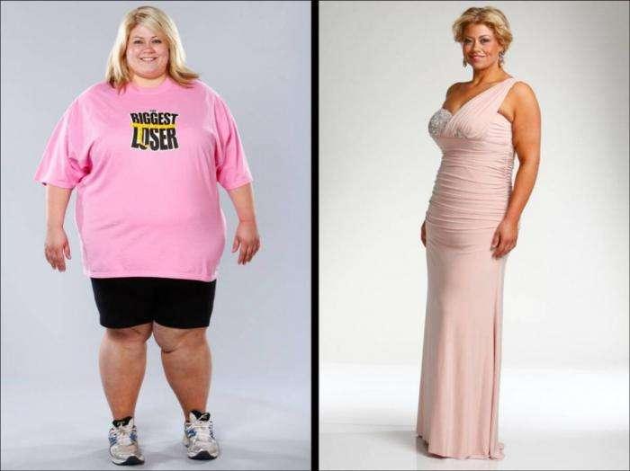 Biggest Loser - реалити-шоу о похудении (24 фото)