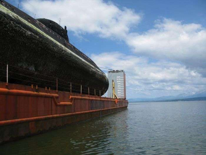 Подводные лодки перед пенсией (28 фото)