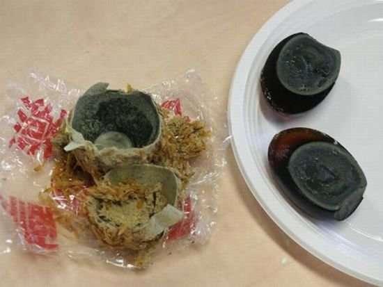 Китайские яйца (10 фото)