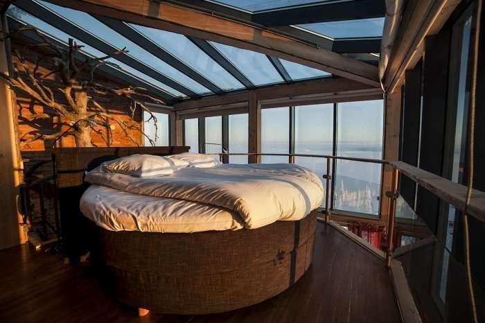 «Eagle View Suite» – обзорный люкс-отель (10 фото)