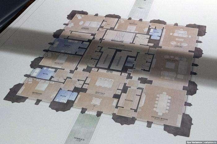 Самая дорогая квартира в Нью-Йорке (48 фото)