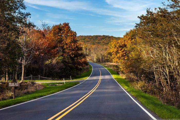 Любимая дорога Америки (36 фото)