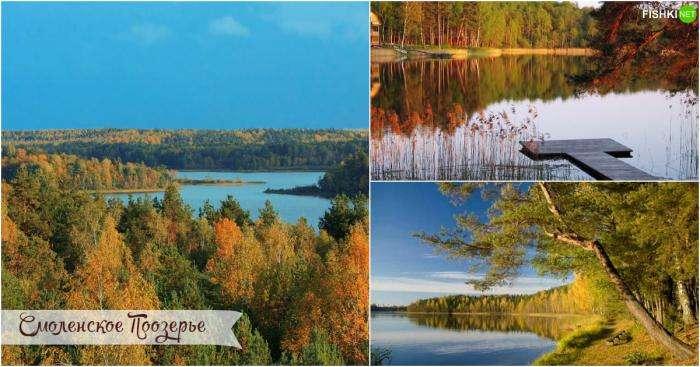 Удивительные места для походов на территории России (25 фото)