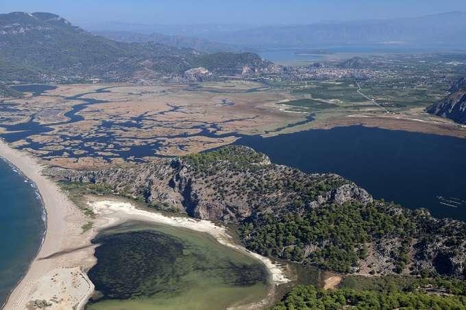 Отдых в Турции: 7 лучших пляжей (7 фото)
