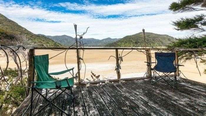 В Новой Зеландии выкупили частный пляж, и сделали общественным (7 фото)