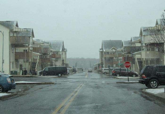 Один из самых бедных городов Америки (20 фото)