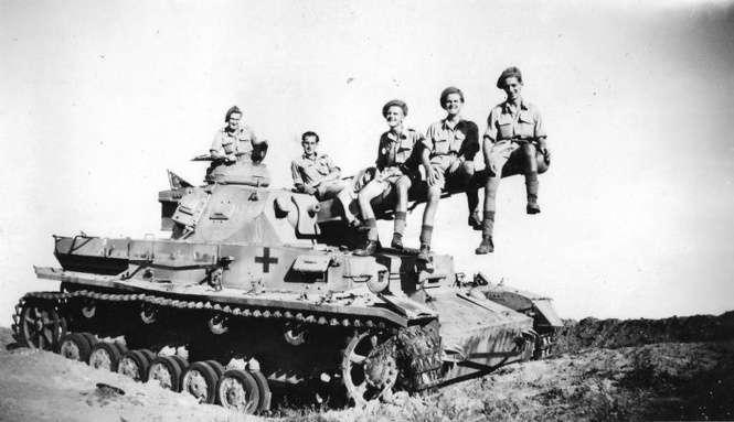 Самые странные способы обезвредить танк — танк! — в истории войн