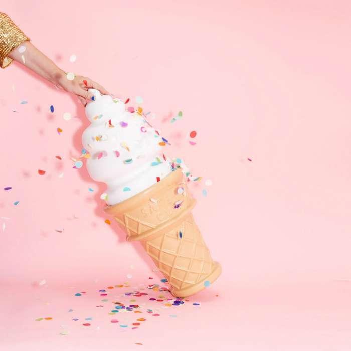 Контейнер для вещей «Мороженое».