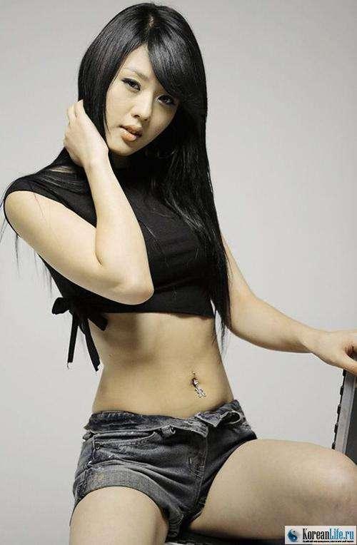 Кореянка красивый девушка секс
