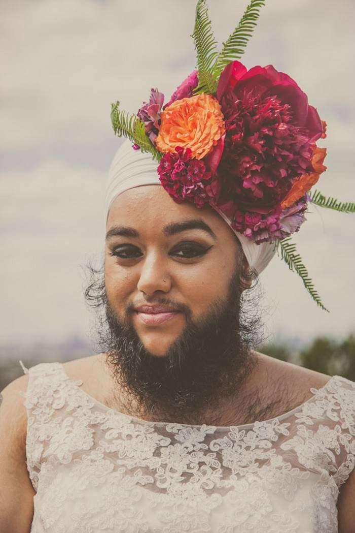 Бородатая невеста