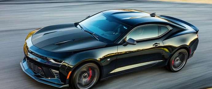 Американцы показали Chevrolet Camaro 1LE. Автомобиль для тех, кто любит «механику» и умеет ей пользоваться