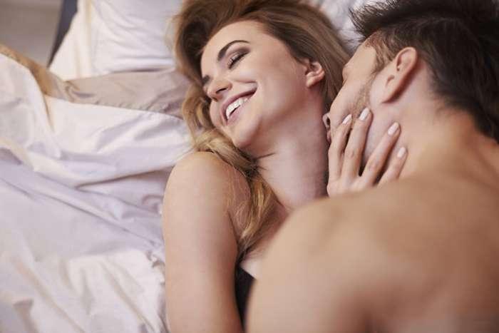 Слюна способствует повышению сексуального аппетита