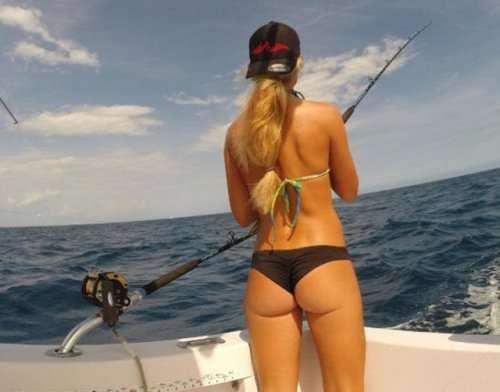 Страстные рыбачки (31 фото)