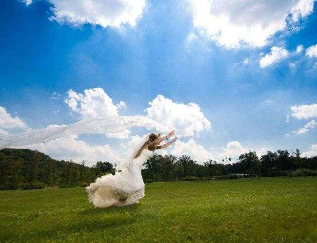 Неудачные свадебные фото (20 фото)
