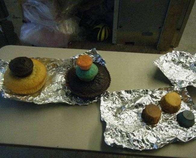 Торт на день рождения (7 фото)