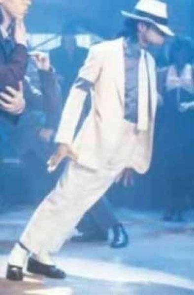 Секрет фокуса Майкла Джексона (3 фото)