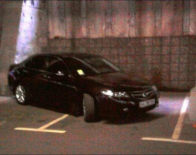 Мастера парковки (15 фото)