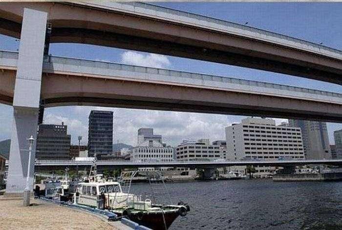 Япония прошлого и настоящего (12 фото)