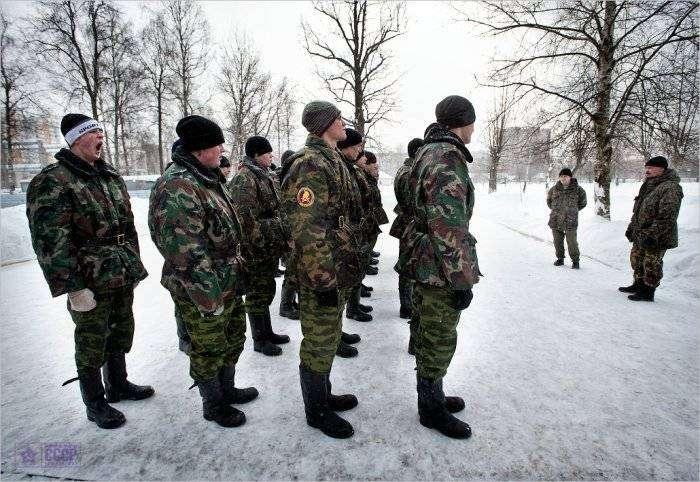 Про три дня в армии (77 фото + текст)
