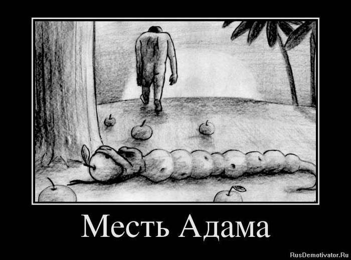 Месть Адама