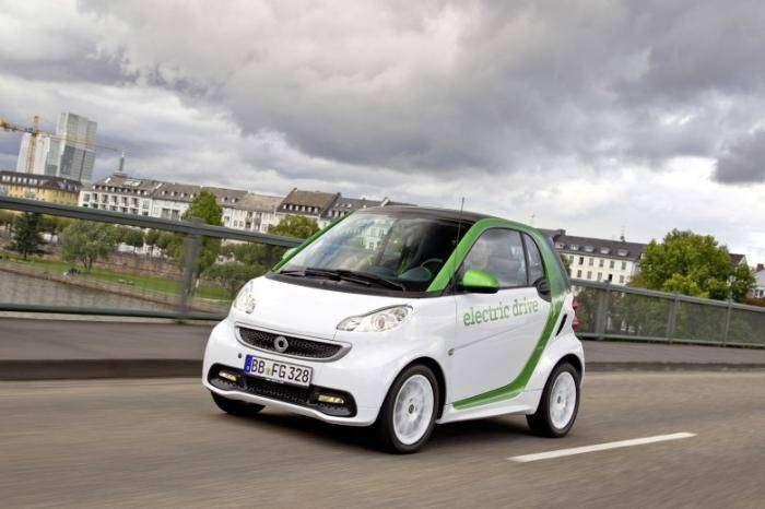 10 электромобилей, которые вам бы понравились (11 фото)