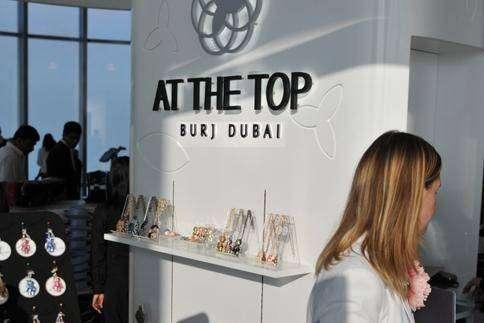 Внутри Burj Khalifa (10 фото)