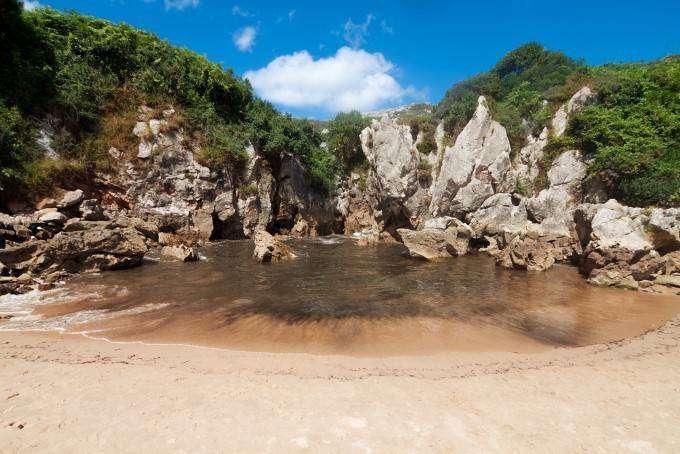 Топ-10 пляжей Испании (9 фото)