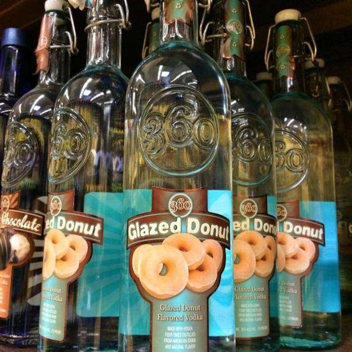 17 алкогольных напитков с самым странным и неожиданным вкусом (18 фото)