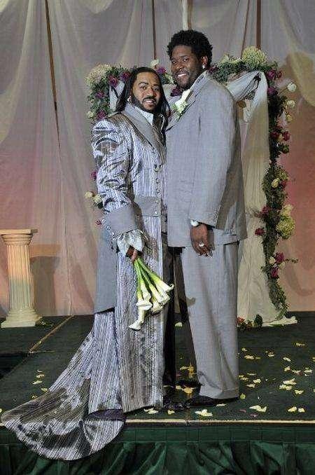 Невеста краше всех была (19 фото)