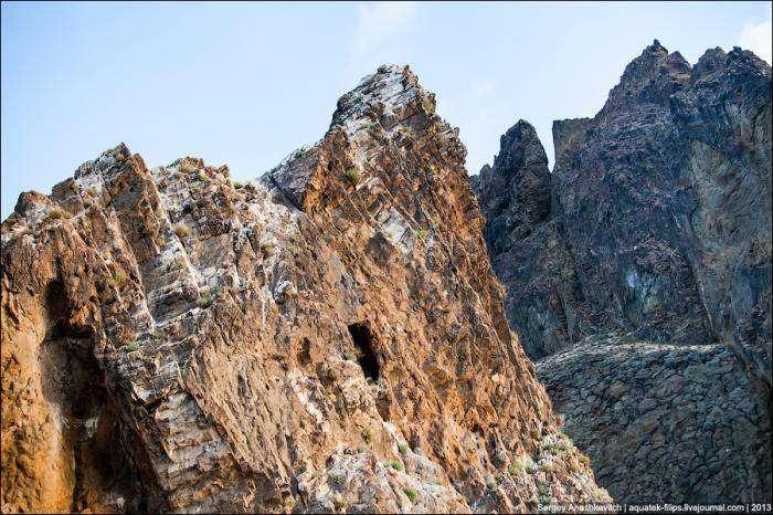 Золотые ворота Карадага (10 фото)