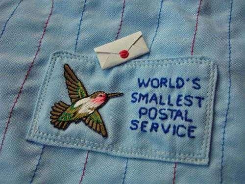 Самая маленька почта (10 фото)