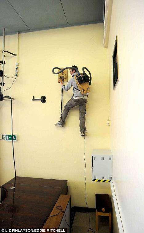 Механизм Человек-паук (6 фото)