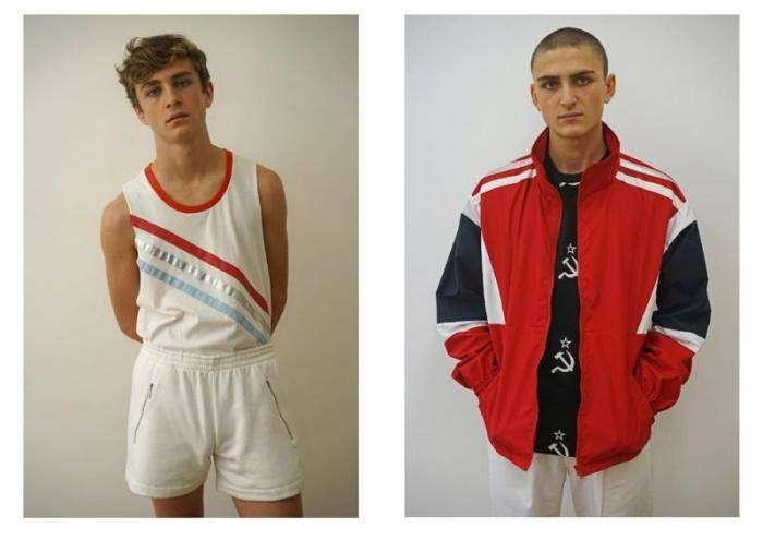 Коллекция одежды для мальчиков, готовых к труду и обороне (9 фото)