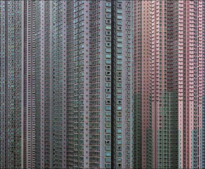 Гонконг с высоты птичьего полета (12 фото)
