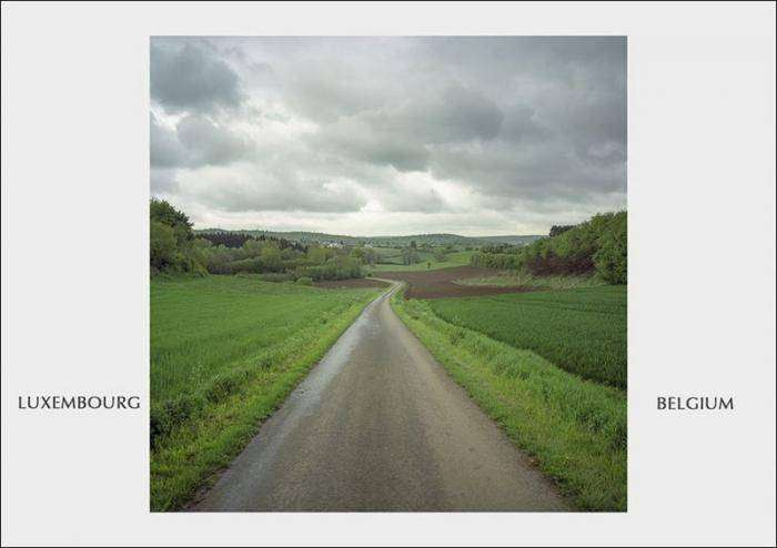 Как выглядят границы между странами Европы (30 фото)
