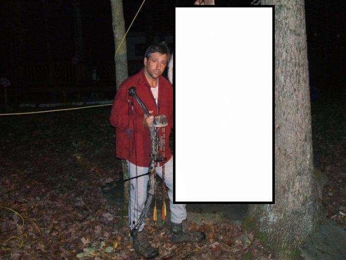Неудачная охота (8 фото)