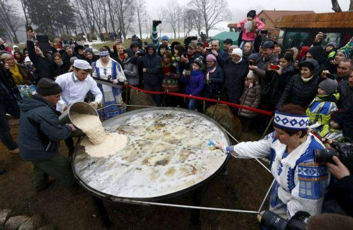 Самый большой драник в мире (12 фото)