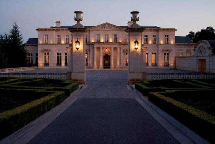 Легендарные поместья Беверли Хиллс (13 фото)