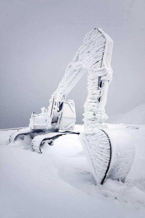Царство снежной королевы (22 фото)