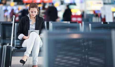 10 советов: что делать при задержке и отмене рейса? (4 фото)
