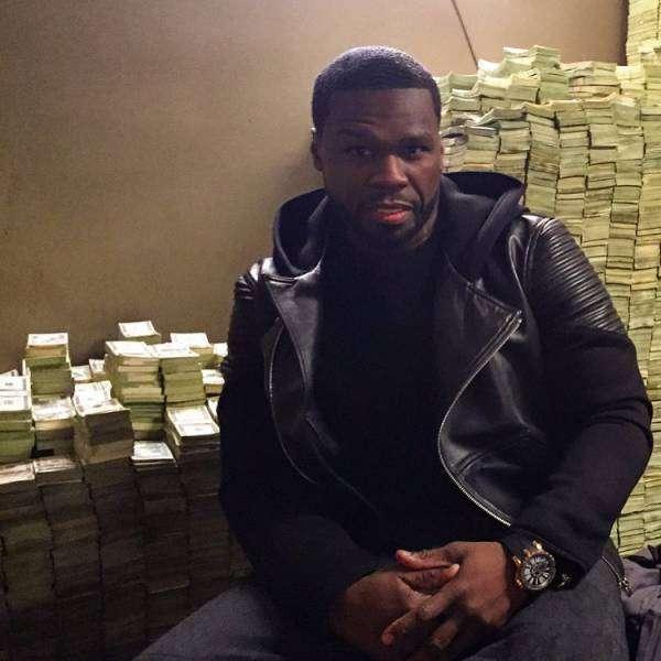 Рэпера Кертиса Джексона подозревают в укрывательстве доходов (22 фото)